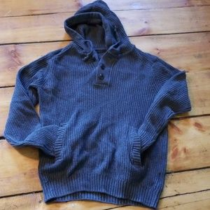 MENS H&M sweater with hood